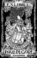 Coat of arms of Paul Gore.png
