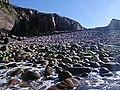 Cobble bay - geograph.org.uk - 1302430.jpg
