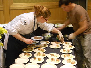 Catering Commercial food service