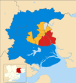 Colchester Borough Council election, 2016 result.png