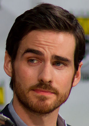 Colin O'Donoghue - O'Donoghue at the 2014 San Diego Comic-Con International