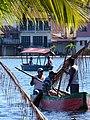 Collecting Coconuts - San Miguel - Peten - Guatemala (15862954605).jpg