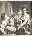 Collection de cent-vingt estampes, gravée d'après les tableaux and dessins qui composoient le cabinet de m. Poullain précédée d'un abrégé historique de la vie des auteurs qui la composent Cette suite (14592118598).jpg
