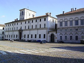 University of Pavia - Ghislieri college