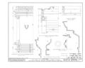 Colonel Charles Williamson House, 839 South Main Street, Geneva, Ontario County, NY HABS NY,35-GEN,2- (sheet 6 of 13).png