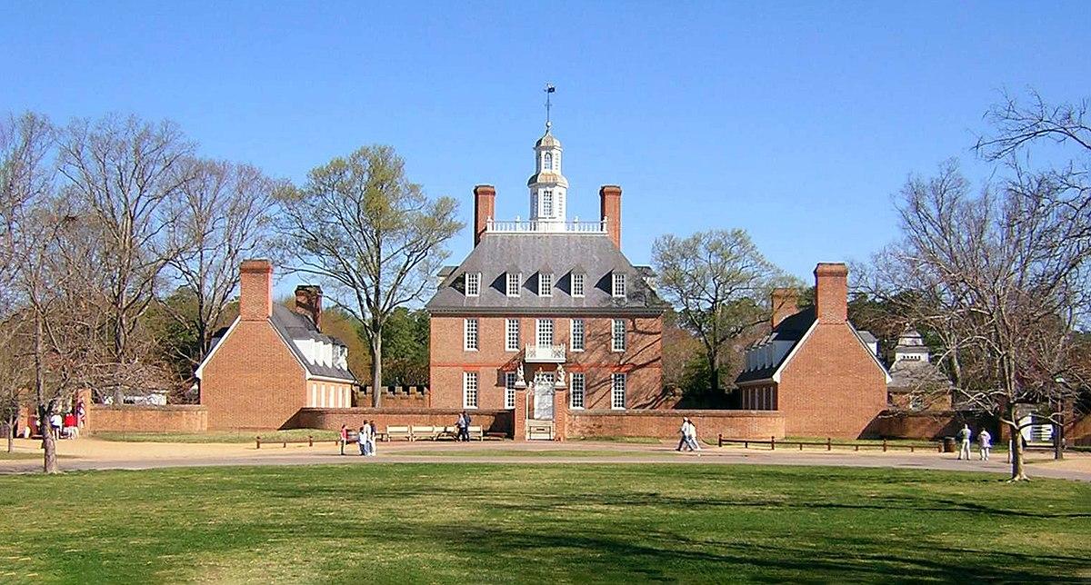 Governors Palace Williamsburg Virginia Wikipedia