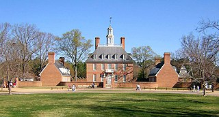 Governors Palace (Williamsburg, Virginia) United States historic place