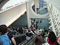 Comic-Con 2010 - down the escalator to start preview night! (4859612982).jpg