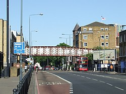 Commercial Road, Limehouse - geograph.org.uk - 2441228.jpg