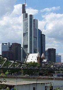 La Commerzbank Tower