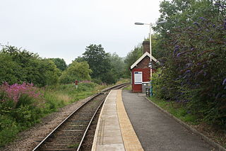 Commondale railway station