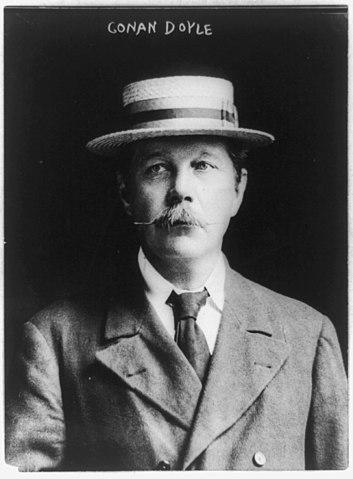 Артур Конан Дойл. 1913