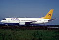 Condor Boeing 737-35B; D-AGEC, August 1993 CMC (5066367519).jpg
