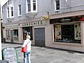Conochies, Commercial Street - geograph.org.uk - 1803677.jpg