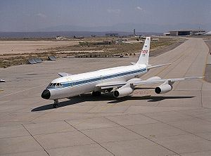 Convair CV 990 der NASA