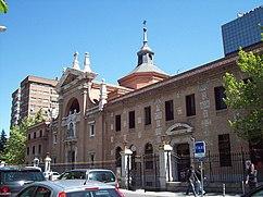 Convento e Iglesia de las Reparadoras, Madrid (1919-1925)