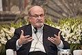 Conversando con Salman Rushdie, Museo de la Ciudad de Mexico (15265565657).jpg