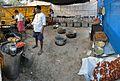 Cooking in Pandal - Kolkata 2014-01-27 7553-7556.JPG