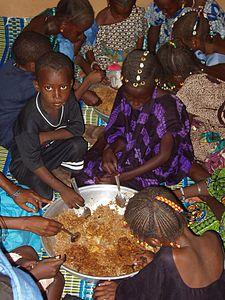 セネガル料理's relation image
