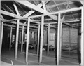 Coosa Valley, Alabama. Newly completed bunk house over dry cleaning establishment at Childersburg. - NARA - 522591.tif