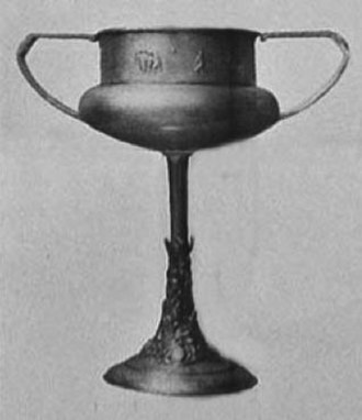 Copa Newton - The trophy given to champions
