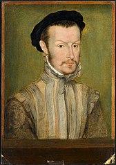 Portrait d'Hercule-François de France, duc d'Alençon
