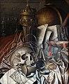 Cornelis Norbertus Gijsbrechts - Vanitas with skull.jpg