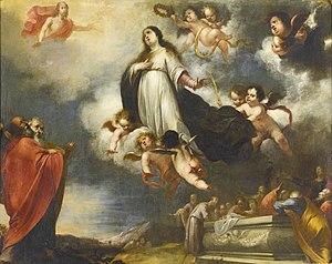 Cornelis Schut III - Assumption of the Virgin
