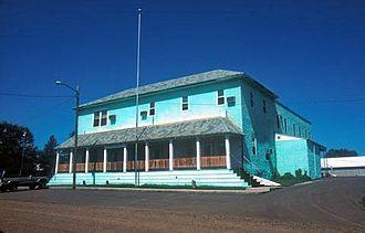 Corson County, South Dakota - Image: Corson County Courthouse