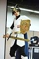 Cosplayer of Wataru Ikusabe, Mashin Hero Wataru at Paris Manga 20100207b.jpg