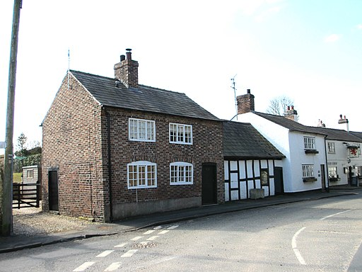 Cottages, Little Budworth 1