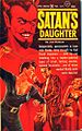 Cover of Satan's Daughter by Jan Hudson - Epic 113 1961.jpg