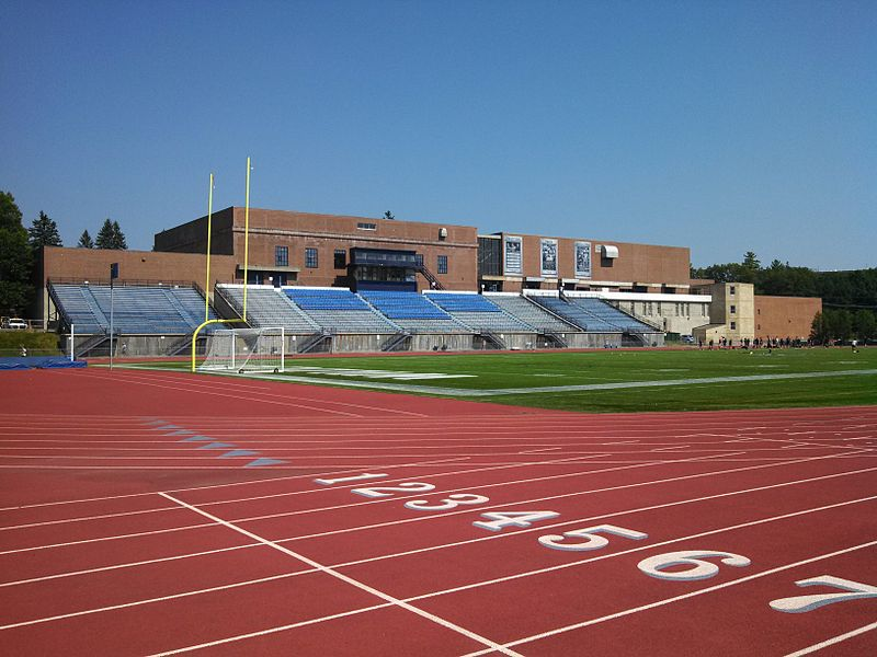 cowell stadium amazing college stadiums