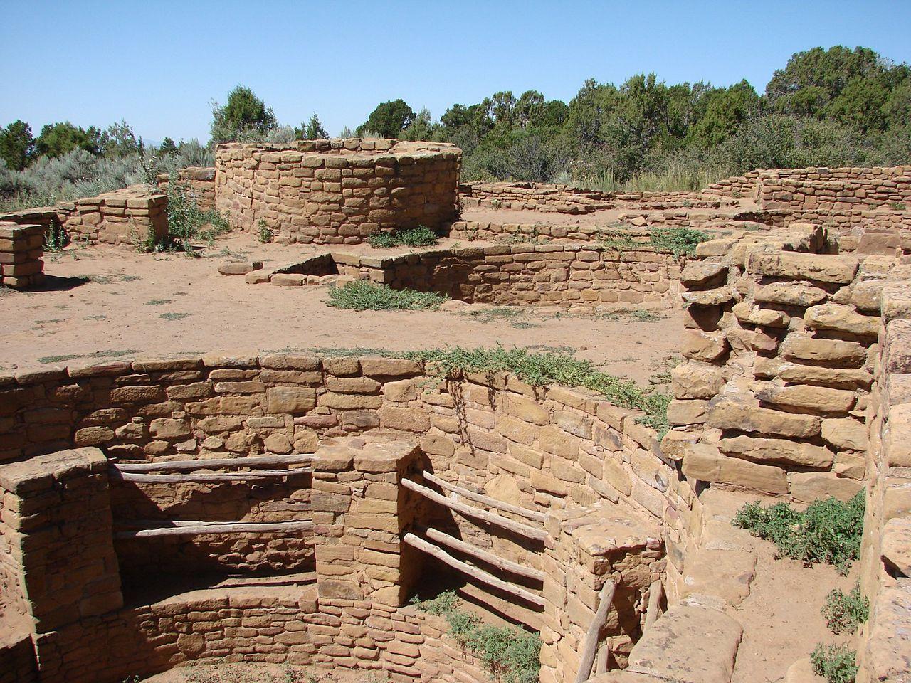 The Secrets of Southern Colorado's Mesa Verde | HuffPost  |Cahokia Indians Mesa Verde