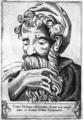 Crates Thebanus - Illustrium philosophorum et sapientum effigies ab eorum numistatibus extractae.png