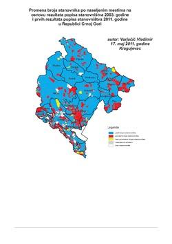 Popis Stanovnishtva 2011 U Crnoј Gori Vikipediјa Slobodna