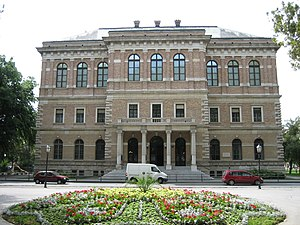 Strossmayer Gallery of Old Masters - The Strossmayer Gallery of Old Masters is housed in the Croatian Academy of Sciences and Arts