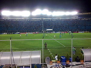 Cruz Azul - Cruz Azul vs. Herediano in the 2009–10 CONCACAF Champions League