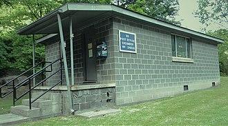 Cucumber, West Virginia - Cucumber West Virginia post office
