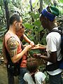 Cultural activities around the foot of Kilimanjaro( coffe tour)..jpg