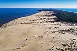 Curonian Spit NP 05-2017 img19 aerial view at Epha Dune.jpg