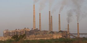 Image illustrative de l'article Centrale de Chandrapur