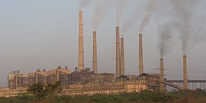 Chandrapur Super Thermal Power Station - Current functioning units of CSTPS