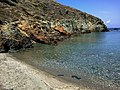 Cyclades Folegandros Lygharia Plage - panoramio (1).jpg