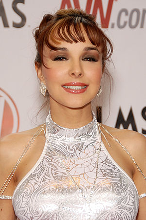 22nd AVN Awards - Cytherea, Best New Starlet winner
