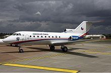Czech Air Force Yakovlev Yak-40 Lofting-1.jpg