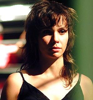 Débora Falabella Brazilian actress