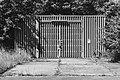 Dülmen, Kirchspiel, ehem. Sondermunitionslager Visbeck, Bereich der US Army -- 2020 -- 7476 (bw).jpg