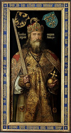 Le Charlemagne de Albrecht Dürer