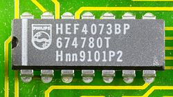 DOV-1X - Philips HEF4073BP on printed circuit board-9795.jpg